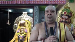 சூரிச் - அருள்மிகு சிவன் கோவில் வருடாந்தப் பெருவிழா 2017