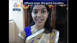 Singer Madhu Priya Love Affair Reaches Police Station; Marriage To Be Held Today