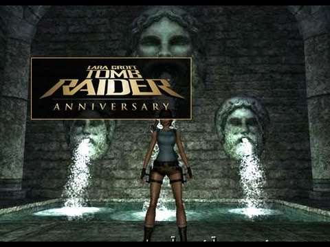 Tomb Raider Anniversary - Tomb Of Tihocan - Part 2