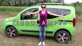 getlinkyoutube.com-Qubocamper. Probably the smallest campervan in the world