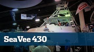 getlinkyoutube.com-SeaVee Boats 430 Fish Around