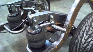 Smith Chassis Cool Cars Cantilever Suspension