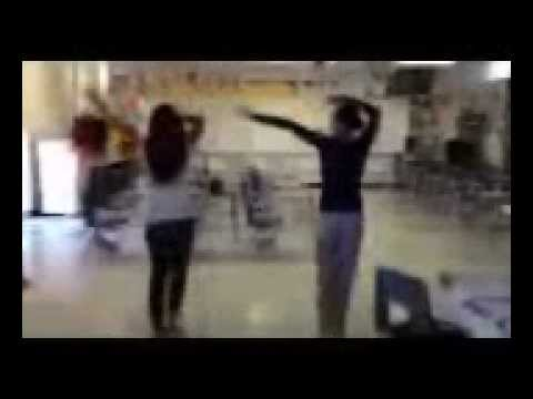 Warren High School Class of 2012 Flash Mob Choreography