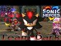 Sonic Heroes Team Dark Part 6: Get Ready To Team Blast!