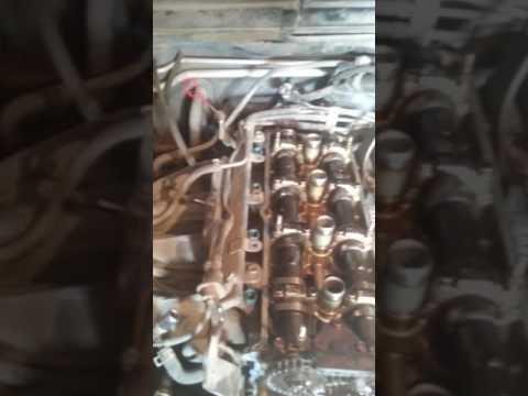 Замена цепей ГРМ на 2 литровом двигателе SUZUKI GRAND VITARA