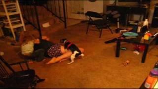 getlinkyoutube.com-Dog Humps Girl