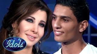 ARAB IDOL MOST VIEWED Audition | تجارب الاداء - محمد عساف | Idols Global
