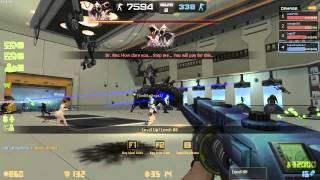 getlinkyoutube.com-Speed hack Noob Counter-Strike Nexon: Zombies