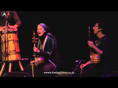 RASTAK CONCERT BARBICAN LONDON دزفولی رستاک