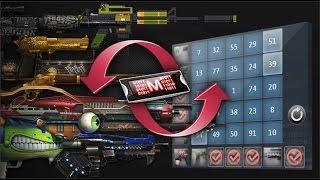 getlinkyoutube.com-Counter-Strike Nexon: Zombies [Opening 114 Mileage Decoders]
