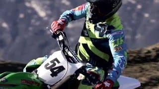 getlinkyoutube.com-Motocross Legend Ryan Hughes Talks Arm Pump & Recovery