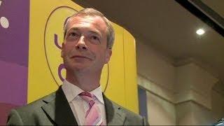 Debate social europeo:  UKIP lidera la lucha para sacar al Reino Unido de la UE