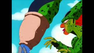 getlinkyoutube.com-Dragonball Z Capitulo 152 Cell absorbe al androide No.17
