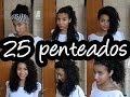 25 penteados para cabelos cacheados | Camilla Santana