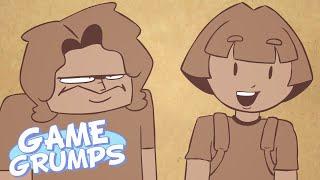 getlinkyoutube.com-CHINESE DORA THE EXPLORER - Game Grumps Animated