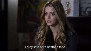 "getlinkyoutube.com-Pretty Little Liars - Alison DiLaurentis SUBTITULADO 4x24 ""A"" is For Answers"