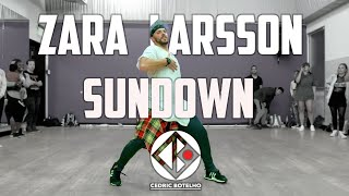 Zara Larsson @zaralarsson - Sundown / Dance Choreography by @cedric_botelho
