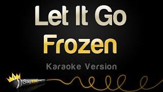 getlinkyoutube.com-Frozen - Let It Go (Idina Menzel) (Karaoke Version)