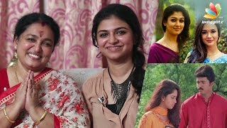 getlinkyoutube.com-We aren't recognized for our hard work : Dubbing Artists Raveena Ravi & mother Sreeja Interview