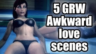 Five good reasons why - Love scenes in games are awkward