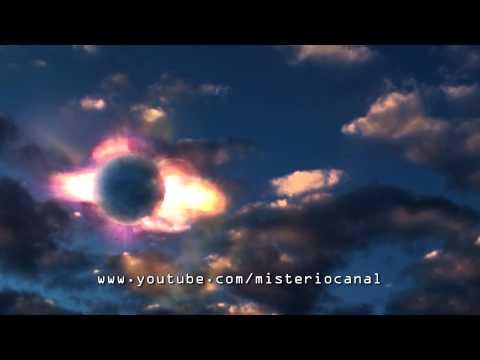 El ojo de Dios en el cielo