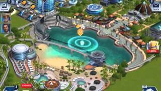getlinkyoutube.com-Mosasaurus - Level 40 - Jurassic World The Game