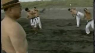 getlinkyoutube.com-Kyokushin Karate History - Summer Camp with Sosai 1