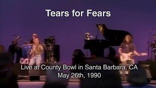 getlinkyoutube.com-Tears for Fears at Santa Barbara County Bowl 1990