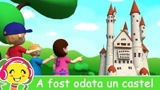 getlinkyoutube.com-A Fost Odata Un Castel - CanteceGradinita.ro - Muzica Pentru Copii