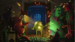 getlinkyoutube.com-Monster University | Trailer #1 D (2013) Disney PIXAR