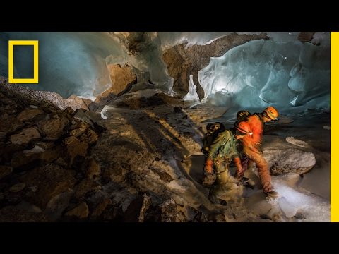 Watch These Cave Divers' Epic Climb to Dark Star | National Geographic