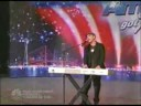 "America's Got Talent - Eli Mattson - ""Walking in Memphis"""