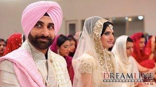 getlinkyoutube.com-Sikh Wedding Highlights | Vancouver Videography | Andy & Natasha