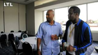 Jermaine dupri - Living the life (in dc with @iamdiddy,@only1brat,@bigtiggershow)