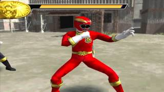 [No death] Hakujuu sentai Gaoranger (PS1)