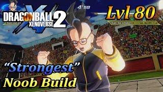 "getlinkyoutube.com-Dragon Ball Xenoverse 2 Class Build: ""Strongest"" Noob Build"