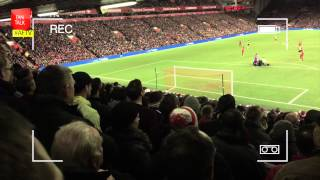 [Great Moment] Arsenal Fans Serenade Kolo Toure At Anfield