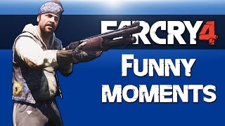 getlinkyoutube.com-Far Cry 4 Co-op Funny Moments With Vanoss Ep. 2 (Noob adventures continue!) Many glitches!