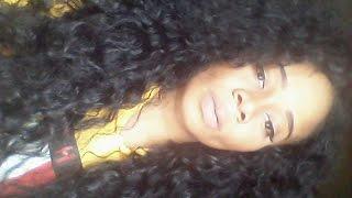 getlinkyoutube.com-Las Mogan Big Natural Hair Review!!Must see!