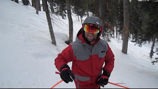 getlinkyoutube.com-Dad Jokes, Skiing with Shay Carl and Playing with the Family - VLOG #2