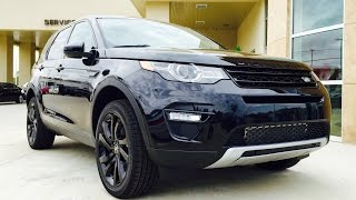 getlinkyoutube.com-2015/2016 Land Rover Discovery Sport Full Review /Exhaust / Start Up