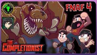 getlinkyoutube.com-FNAF 4 - The Completionist® ft Game Theory & NateWantsToBattle