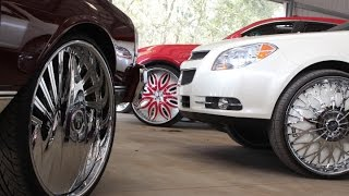 getlinkyoutube.com-Veltboy314 - Linny J's MLK Car Show Preview Part 1