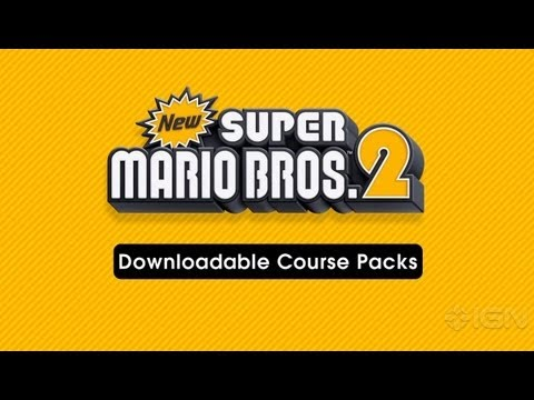 New Super Mario Bros. 2 - Impossible and Mystery Adventures DLC Trailer