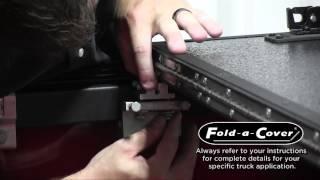 getlinkyoutube.com-2014-16 GM Silverado/Sierra Fold-a-Cover G4 Elite Install