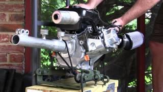 getlinkyoutube.com-HOTRODDIN' THE PREDATOR - SPS Mud Motor
