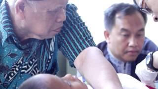 getlinkyoutube.com-Berkah Khitanan Massal di Halaman Masjid Nurul Muttaqin, Cimanggis, Depok