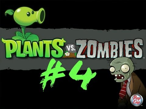 بلانت فس زومبي Plants vs. Zombies #4