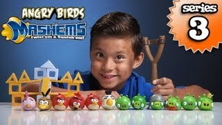 Angry Birds MASH'EMS Series 3
