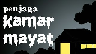 Kartun Lucu - Kamar Mayat - Funny Cartoon - Kartun Animasi Hantu Indonesia - Animasi Anak